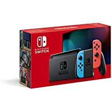Nintendo Switch (Neon Red/Neon blue)