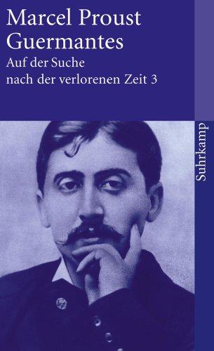 Buchseite und Rezensionen zu 'Auf der Suche nach der verlorenen Zeit' von Marcel Proust