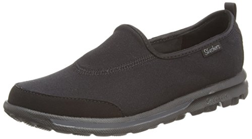 Skechers Gowalk Girls' Multisport Outdoor Shoes - Black (Black), 13.5 UK Child...