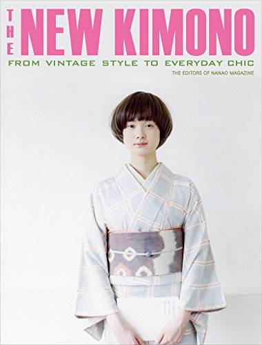 The New Kimono: From Vintage Style to Everyday Chic (Everyday Item Kostüm)