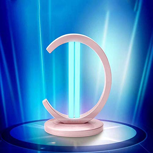 SSCJ Lámpara germicida UV Lámpara de esterilización Esterilizador de Sala móvil Antibacteriano 99%...