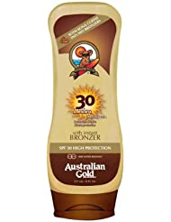 Australian Gold Lotion avec Agent Bronzant SPF 30 237 ml