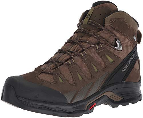 SALOMON Shoes Quest Prime GTX Mart, Scarpe da Fitness Uomo, Multicolore (Canteen/Wren/Martini Olive 000), 46 EU