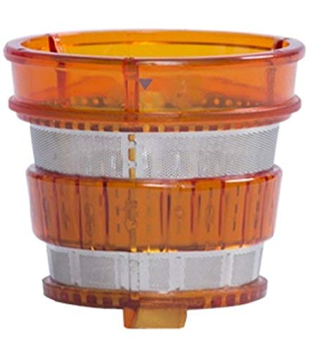 Rgv 110620 filtro cestello arancio per juice art new 110900 ricambio originale