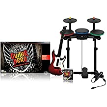 Guitar Hero 6: Warriors of Rock - Full Band Bundle (PS3) [Importación inglesa]