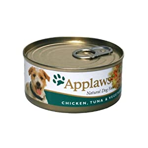 Applaws Chicken, Tuna & Vegetables 156g from MPM Products