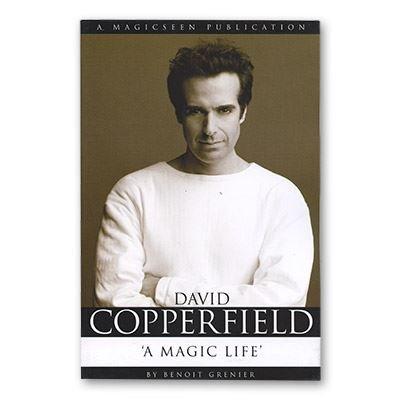 David Copperfield - A Magic Life par Benoit Grenier