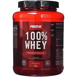 Prozis 100% Whey Premium, Sabor Chocolate - 900 gr