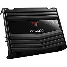 Kenwood KAC-5206 Amplificatore di Potenza Stereo, Nero/Antracite