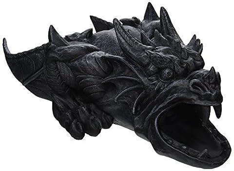 Design Toscano Statue du dragon des gouttières