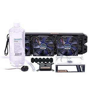 Alphacool NexXxoS Cool Answer 360 LT/ST - liquid cooling system by Alphacool International GmbH
