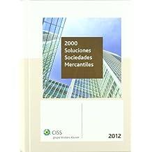 2000 soluciones sociedades mercantiles 2012
