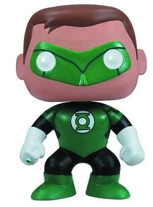 Funko POP Heroes: New 52 Version Green Lantern ...
