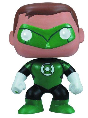 Funko Green Lantern Figuras coleccionables Adultos y niños - FiFiguras de acción y colleccionables (Figuras coleccionables, Verde, Comics, Adultos y niños, Heroes, Green Lantern)