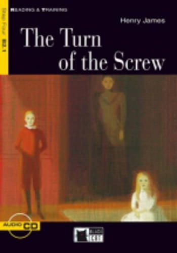 The turn of the screw. Con audiolibro. CD Audio (Reading and training) por Henry James