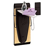Corby 6600 Oak Trouser Press with Steam Iron