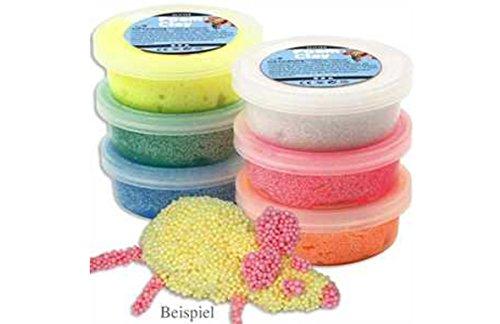 1189eur-100g-6-dosen-a-14-gr-foam-clay-neon-glitter-wolkenschleim-schaumstoff-modelliermasse