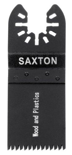 3x 35mm grob Saxton Klingen für Dewalt Wolf Stanley Worx Multifunktionswerkzeugen