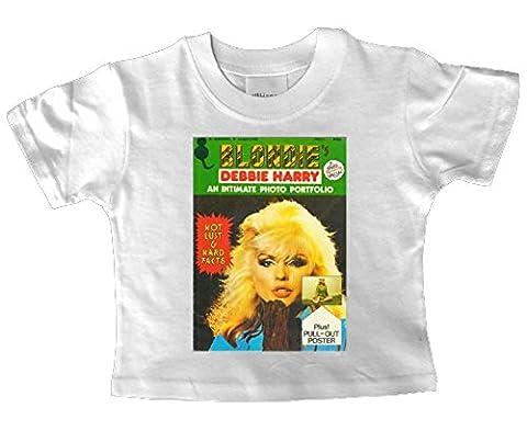 Blondie Debbie Harry une housse portefeuille Photo Bébé T intime pour homme