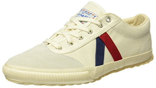 El Ganso Tigra Canvas Walking, Chaussures de sport mixte adulte Blanc
