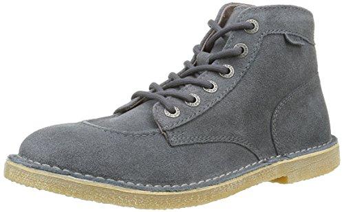 KickersOrilegend - Stivali classici alla caviglia Uomo , grigio (Grigio (Grigio Foncé)), 45 EU