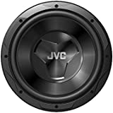JVC CS-W120 - Subwoofer para coche (Pasivo, 25 - 2500 Hz, Acrilonitrilo butadieno estireno (ABS), SPCC, Pressed paper, Terminal)