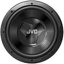 JVC CS-W120 Subwoofer driver 150W - Subwoofer para coche (Subwoofer driver, Passive subwoofer, 150 W, 25 - 2500 Hz, 1000 W, 87 dB)