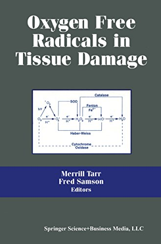 Oxygen Free Radicals In Tissue Damage por M. Tarr