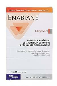 PILEJE ENABIANE ENABIANE PILEJE - 60 Comprimés