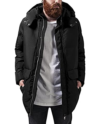 Urban Classics Herren Jacke Heavy Long Bubble Jacket,, ,, ,