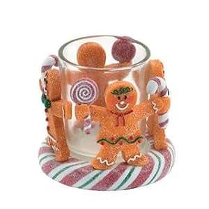 Yankee Candle Gingerbread Votive Holder: Amazon.co.uk