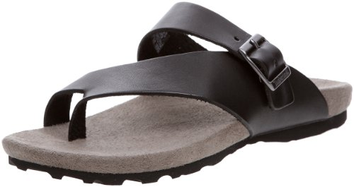 Timberland Earthkeepers City Sandal Buckle Thong, Tongs homme Noir