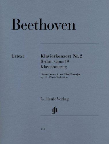 Cto No2 Op.19 Sib Maj. - Pianos(2)