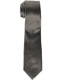ESPRIT Collection Herren Krawatte 018EO2Q001, Braun (Brown 210), One Size