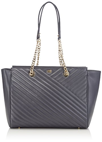 Cavalli Class - Shopping Bag Idol 006, Acquirente da donna, grigio (003 003), 31x25x16 cm (B x H x T)