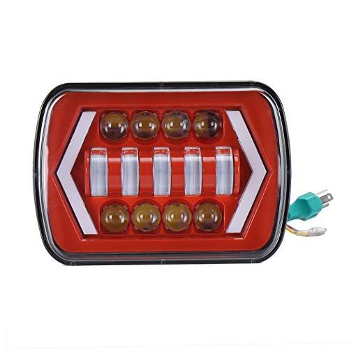 Fansport LKW Licht 55W 7inch Fahrlicht Offroad LED Light Car Supplies