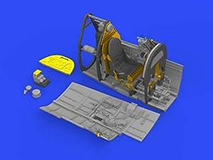 Eduard EDB632131 - Kit de Cabina (latón, 1:32-Spitfire MK.IX, Varios Modelos)