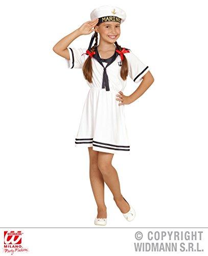 Enter-Deal-Berlin KINDERKOSTÜM - Retro Sailor Girl - 128 cm