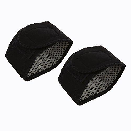 toogoor-2x-tourmaline-self-heating-wrist-brace-support-strap-mangnetic-far-infrared-ray