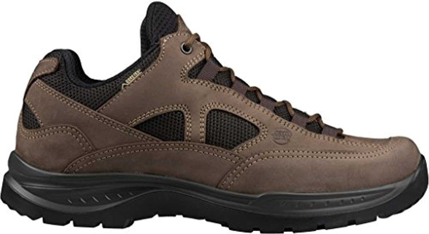Hanwag Grit Stone Wide Lady GTX – Light Brown Talla:6