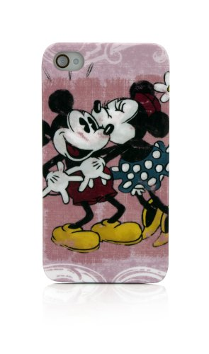 PDP Disney Clip Case für Apple iPhone 4/4S Mickey & Minnie