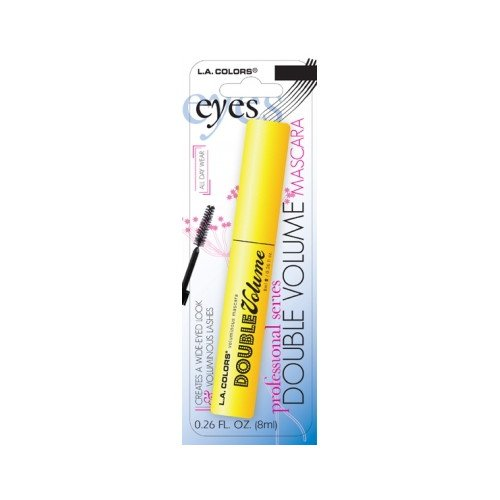 LA COLORS Double Volume Mascara - Double Mascara