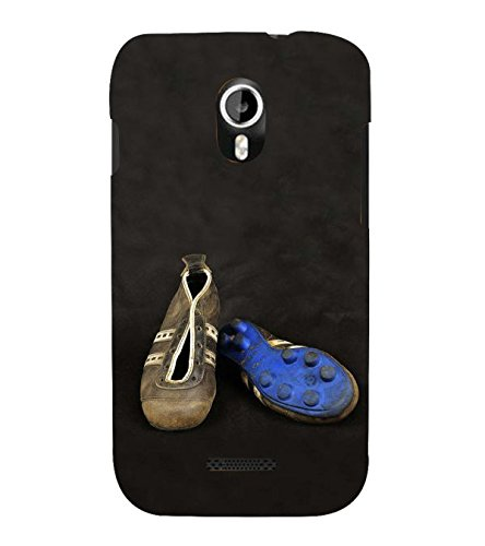 Fuson Designer Phone Back Case Cover Micromax Canvas Magnus A117 :: Micromax A117 Canvas Magnus ( Football Studs My Priced Possession )  available at amazon for Rs.449