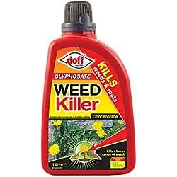 Doff Herbicida concentrado de glifosato, 1 l