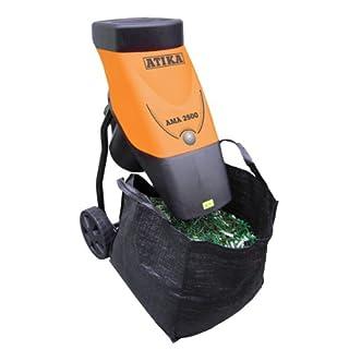 Messerhäcksler AMA 2500 mit Fangsack