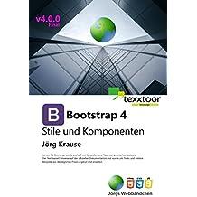 Bootstrap 4 - Stile und Komponenten
