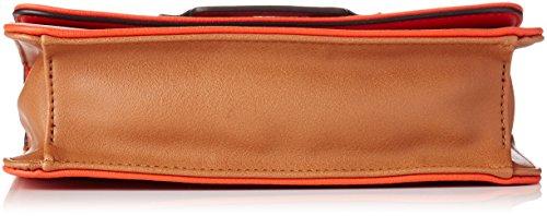 Bulaggi - Redon Crossbody, Borse a tracolla Donna Arancione (Burnt Orange)