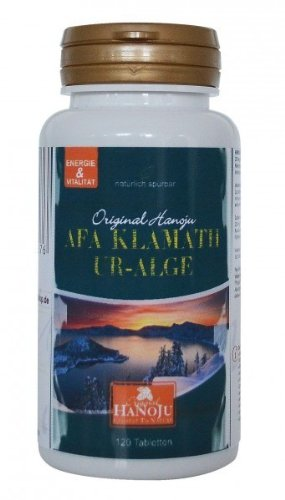 AFA Klamath - 250 mg - 120 comprimés