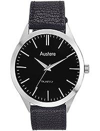 Austere Daniel Analog Black Dial Men's Watch - MDL-0202