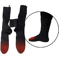 AITOCO Calentadores de pies/Calcetines térmicos/Calcetines Calefactable para esquí al ...